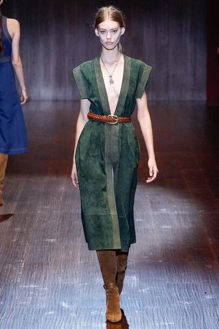 名媛告诉你麂皮凭什么称霸春夏时尚圈